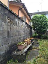 京田辺リノベーション工事の庭