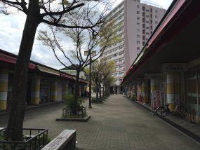 神戸市須磨区の新しい現場の近所